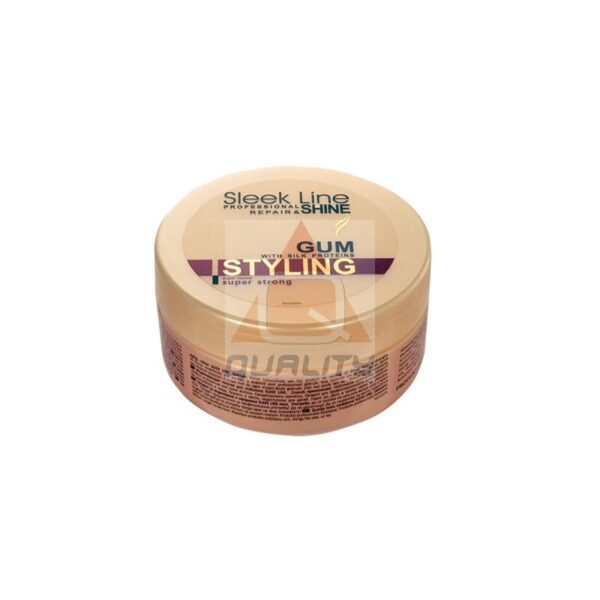 STAPIZ SLEEK LINE GUM STYLING WITH SILK PROTEINS – SUPER STRONG