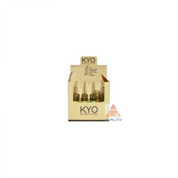 KYO Restruct System Keratin Lotion 12x10 ml