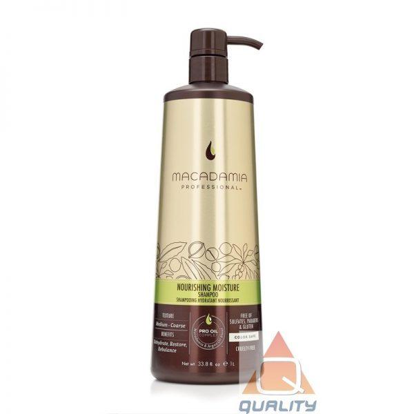 Macadamia Nourishing Moisture Shampoo 1000 ml