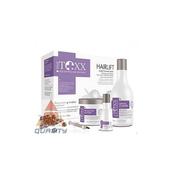 Hair.Toxx zestaw regenerujący 1120 ml