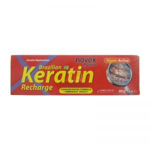 Novex Brazilian Keratin Recharge z keratyną 80g