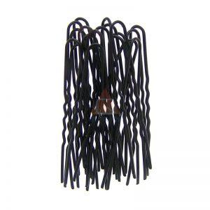 Szpilki fryzjerki, harnakle, 20szt - 4,5cm