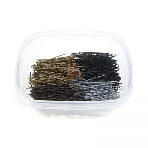 Szpilki, fryzjerski do koków, harnakle – 4,5cm. – MIX: 4 KOLORY
