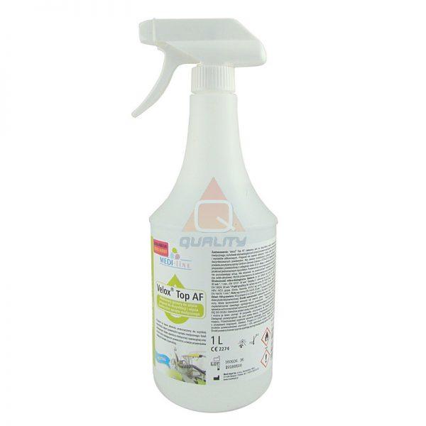 VELOX TOP AF płyn do dezynfekcji 1L spray