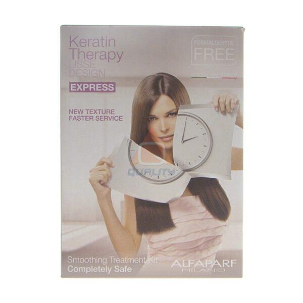 Alfaparf Lisse Design Keratin Therapy Keratyna Zestaw