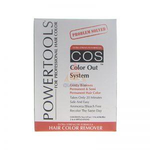 COS Powertools Color Out System pomniejszanie pigmentu