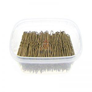 Szpilki, fryzjerski do koków, harnakle – 6,5cm – pudełko 0,5kg