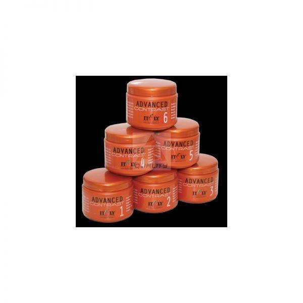 ITELY Advanced Contrast Rzjaśniacz z pigmentem NR 2 czerwony mahoń 01902
