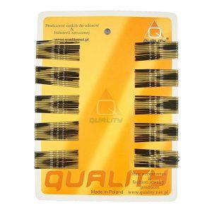 Wsuwki do włosów QUALITY wsuwki: 4,5 cm kolor: cieniowane ilość: 100szt.