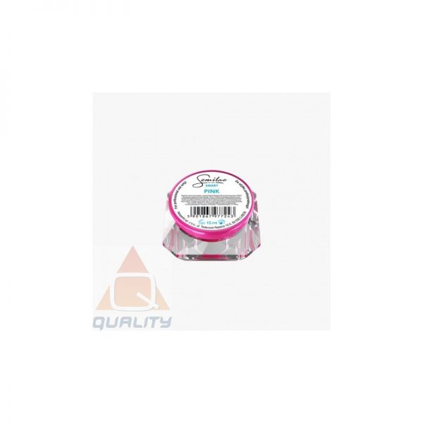 Lakier żelowy jednofazowy Semilac UV Gel Smart Pink
