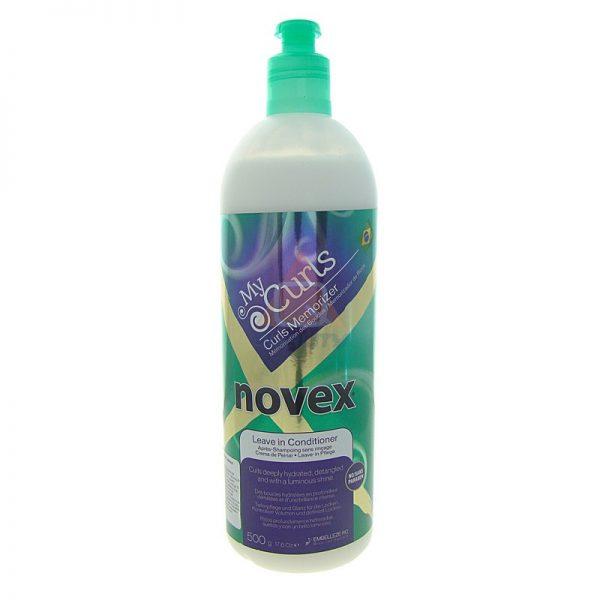 Novex My Curls Leave In odżywka nawilżająca do włosów kręconych 500ml