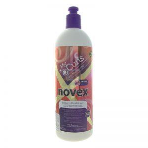 Novex My Curls Intense Leave In odżywka nawilżająca do włosów mocno kręconych 500ml