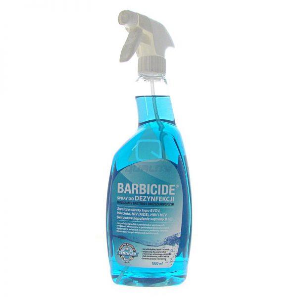 BARBICIDE spray do dezynfekcji - 1L