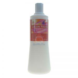 WELLA Color Touch 1,9% 1000ml - Delikatna emulsja utleniająca