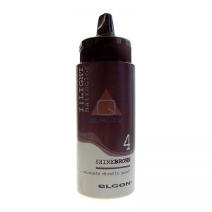 ELGON TONER DO WŁOSÓW - 4 I-Light SHINE BROWN - 100ml