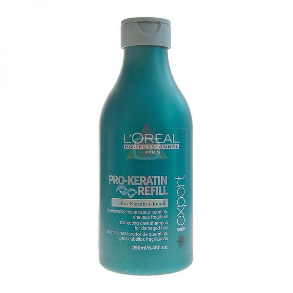 L'Oréal Szampon Professionnel Série Expert Pro-Keratin refill 250 ml