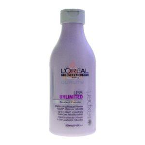 L'oreal szampon Liss Unlimited szampon wygładzający przeciw puszeniu - 250ml