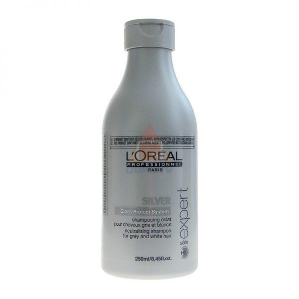 L'Oreal Expert Silver Szampon do włosów mocno rozjaśnionych lub siwych 250 ml