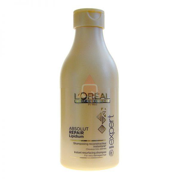 LOREAL ABSOLUT REPAIR LIPIDIUM szampon odbudowujący 250ml