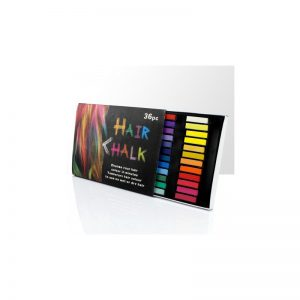 Kolorowa kreda do włosów - 36szt