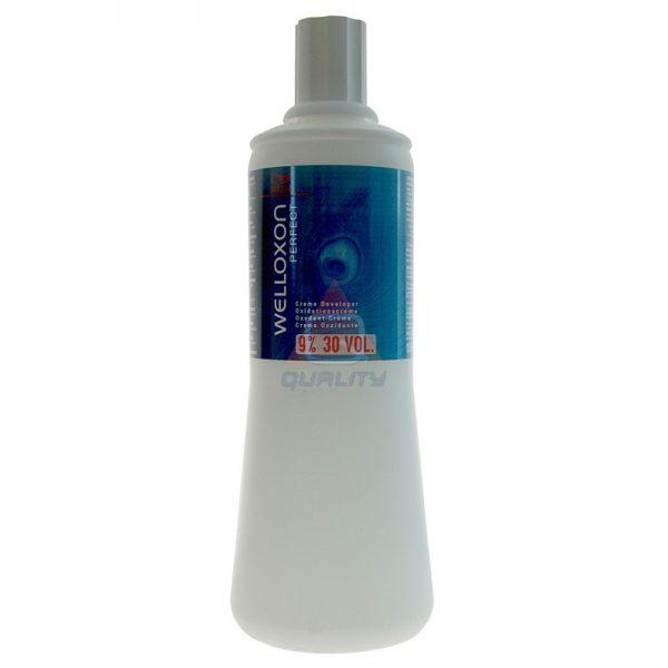 Wella Welloxon Perfect oxydant 9% Emulsja utleniająca do farb Koleston pojemność: 1000 ml