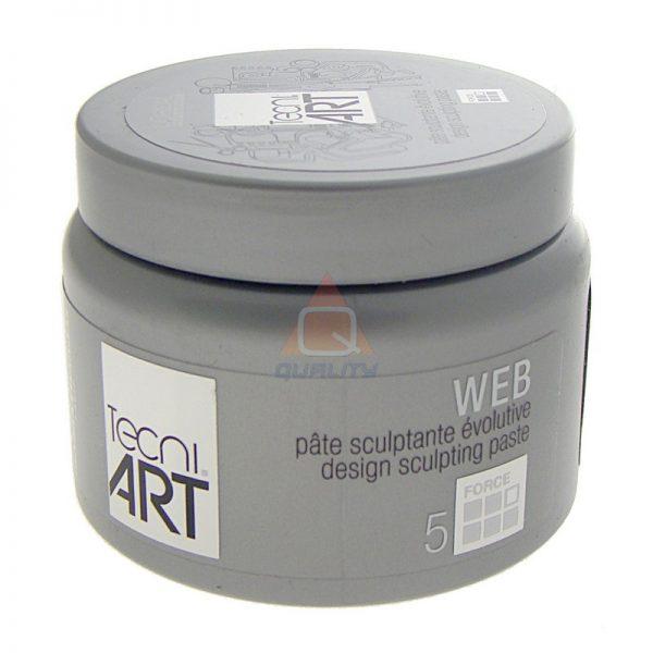 L'oreal Tecni Art Web - Włóknisty krem rzeźbiący do włosów - 150ml