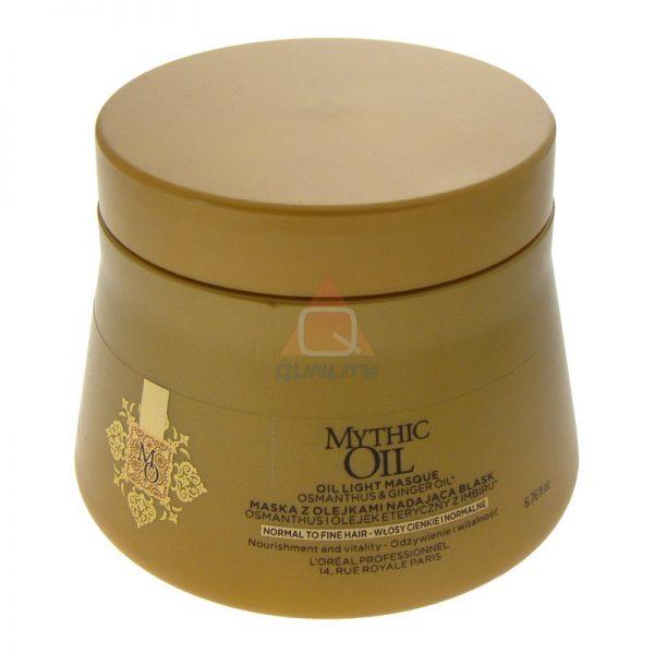 L'oreal Mythic Oil Maska do włosów - 500ml