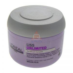 L'oreal Liss Unlimited - maska wygładzająca - 200ml