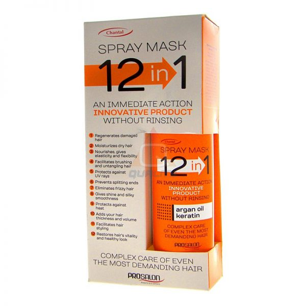 CHANTAL ProSalon Spray Mask 12 w 1 - Maska do włosów -