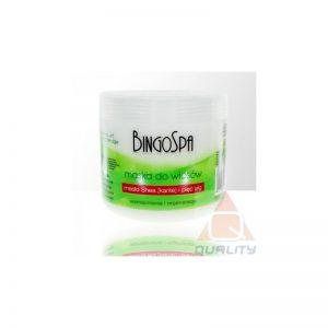 BINGOSPA - Maska do włosów z masłem Shea i pięcioma algami