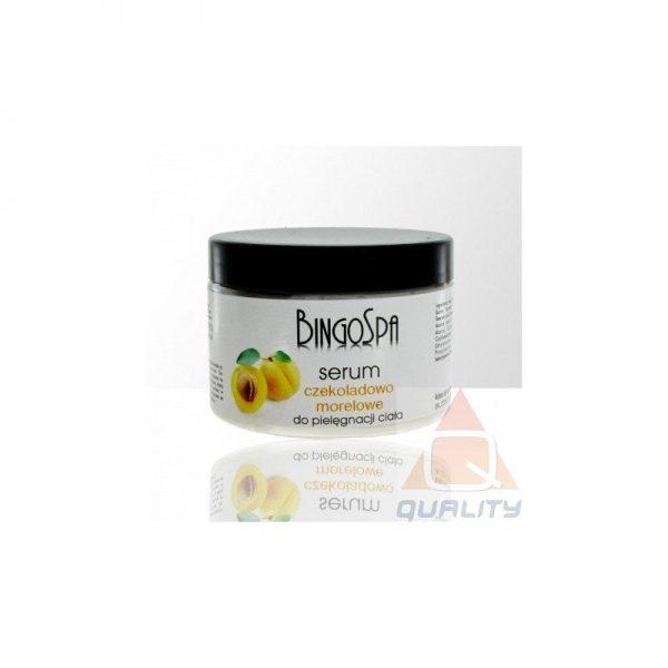 BINGOSPA - Serum czekoladowo morelowe