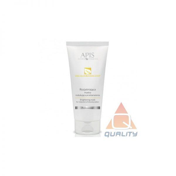 APIS - Rozjaśniająca maska redukująca przebarwienia - DISCOUOURATION STOP