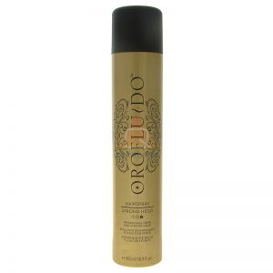OROFLUIDO HAIRSPRAY STRONG HOLD - LAKIER DO WŁOSÓW STRONG HOLD - 500ml