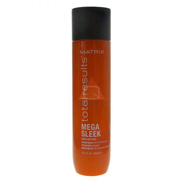 Matrix Total Results Mega Sleek Shampoo szampon wygładzający włosy - 300ml