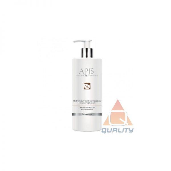 APIS - hydrożelowy tonik oczyszczający z kwasem migdałowym 500 ml