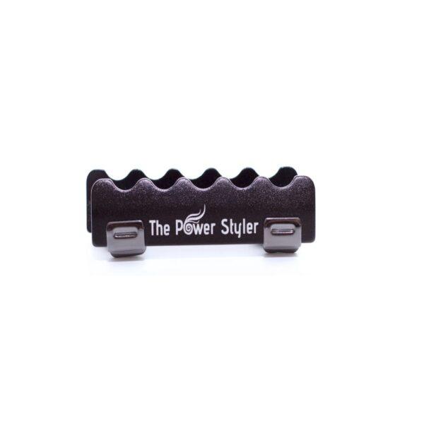 The Power Styler nakładka na suszarkę do prostowania włosów CZARNY