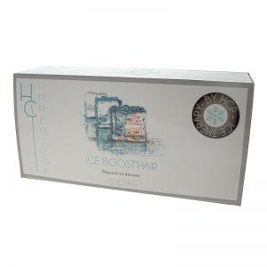 ICE BOOSTHAIR terapia głęboko pielęgnująca hydronawilżająca i przeciwstarzeniowa 6x20ml