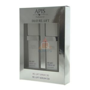 APIS DUO RE-LIFT SPRAY 3D & RE-LIFT SERUM 3D, 2x50ml