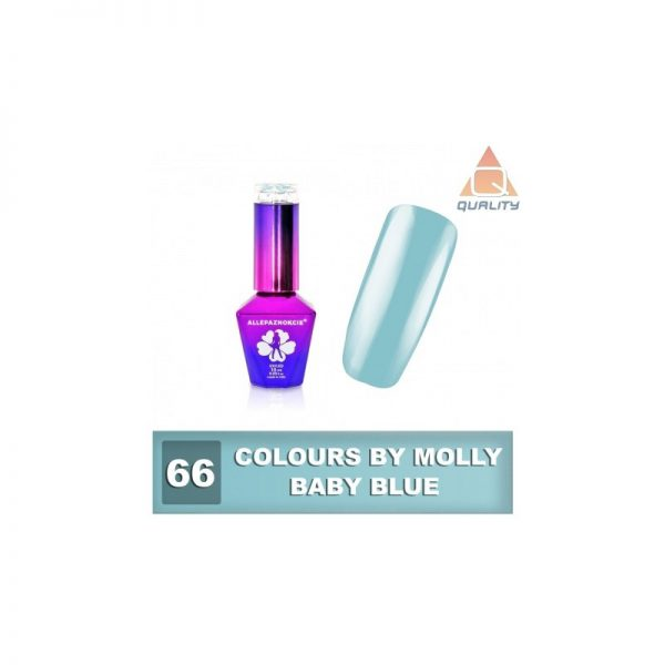 Colours by Molly Lakier hybrydowy - Baby Blue 66