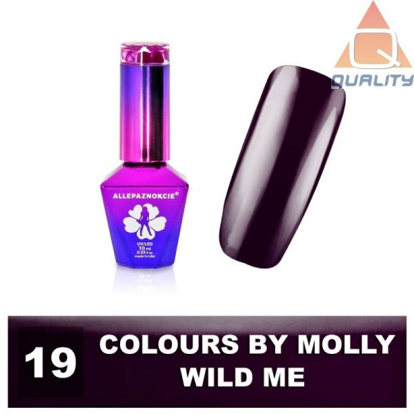 Colours by Molly Lakier hybrydowy - Wild Me 19