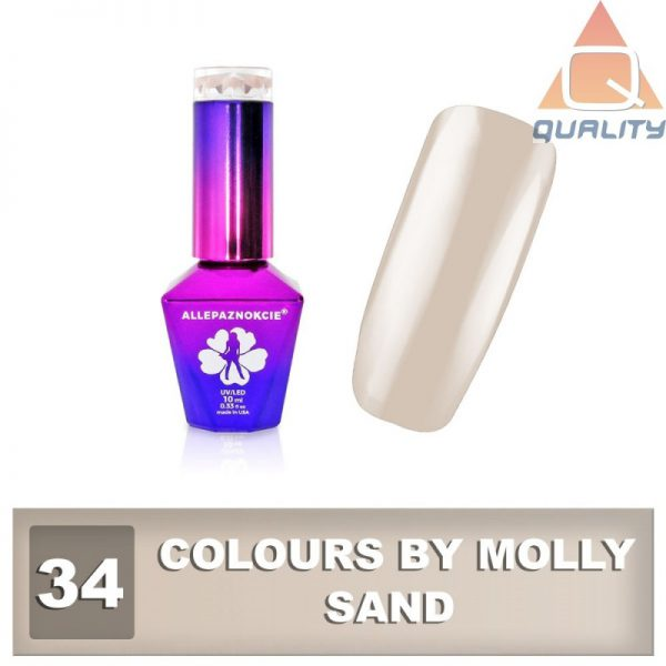 Colours by Molly Lakier hybrydowy - Sand 34