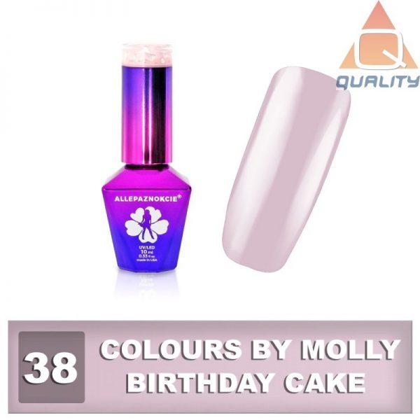 Colours by Molly Lakier hybrydowy -Birthday Cake 38