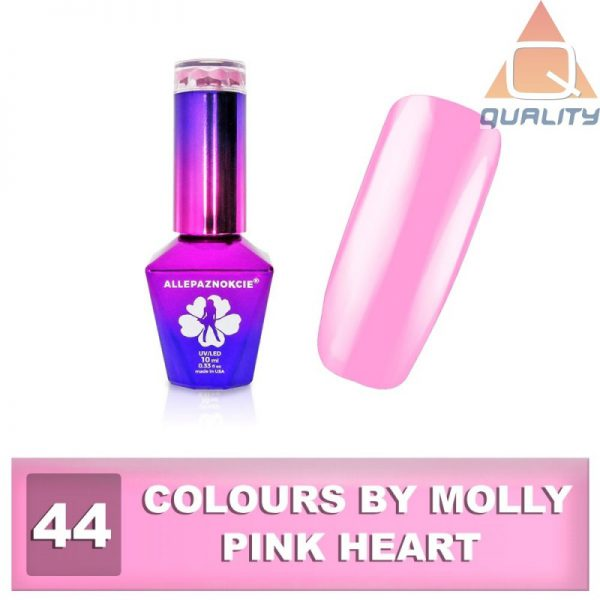 Colours by Molly Lakier hybrydowy -Pink Heart 44