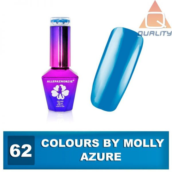 Colours by Molly Lakier hybrydowy - Azure 62