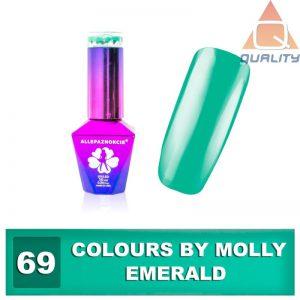 Colours by Molly Lakier hybrydowy - Emerald 69