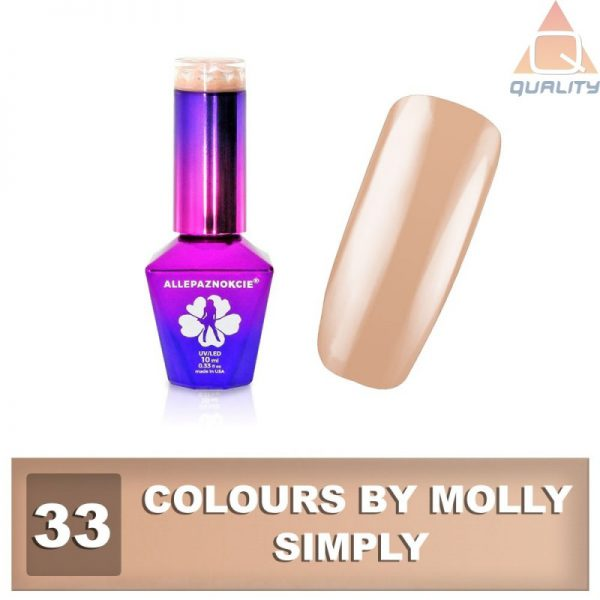 Colours by Molly Lakier hybrydowy -Simply 33