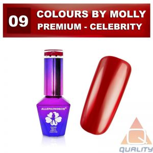 Colours by Molly PREMIUM Lakier hybrydowy - Celebrity 09