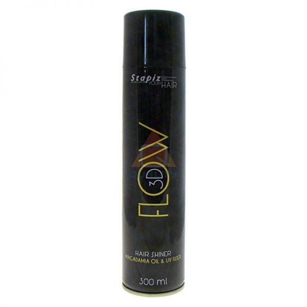 STAPIZ FLOW 3D HAIR SHINER - nabłyszczacz do włosów -300ml
