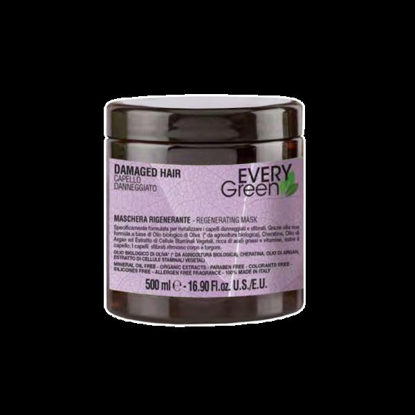 Every Green DAMAGED HAIR - Maska do włosów zniszczonych - 250ml