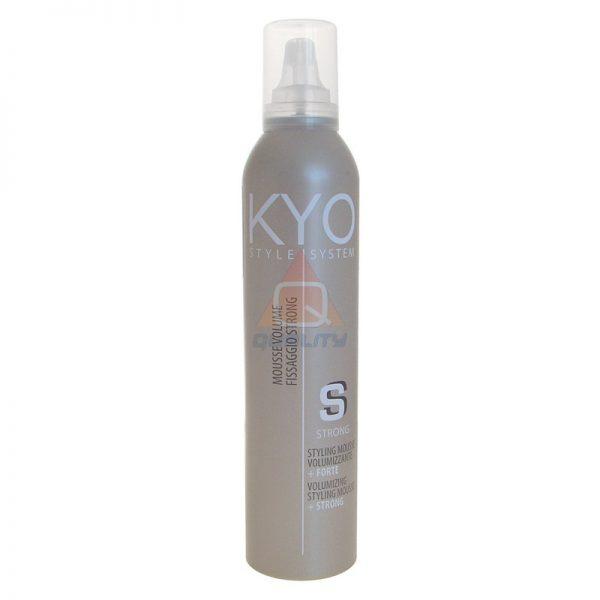 KYO Volumizing Styling Mousse Strong - 300ml